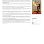 LA VERDAD; Inauguración de la exposición del belén, Lorca