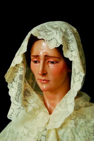 Virgen de la Caridad, Elche