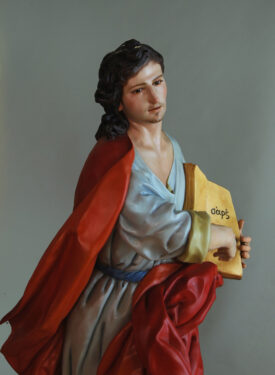 Ramón Cuenca Santo - Escultor Imaginero