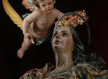ANGEL DE SANTA BARBARA