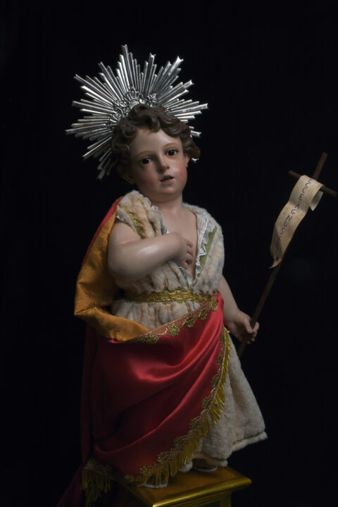 San Juan Bautista Niño.