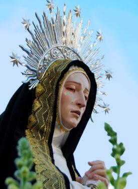 VIRGEN DE LA SOLEDAD, SAN PEDRO DEL PINATAR