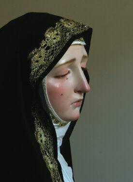 BUSTO VIRGEN DE LA AMARGURA, MURCIA