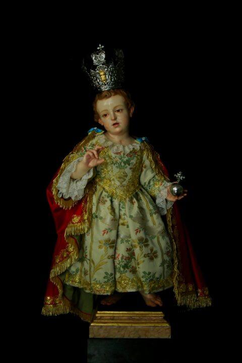 Niño Jesús de Praga.