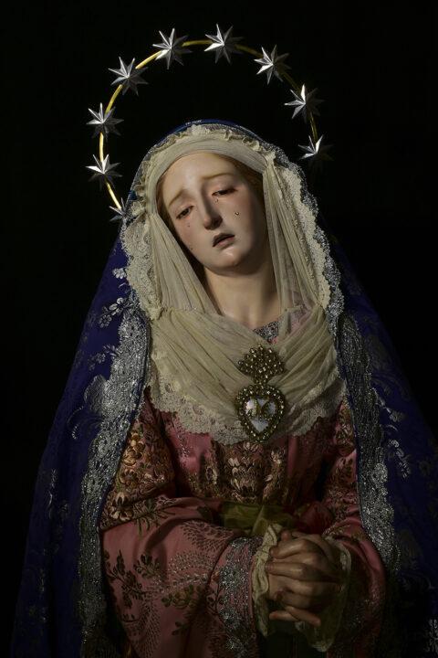 Ntra. Señora del Consuelo con las Santas Mujeres.