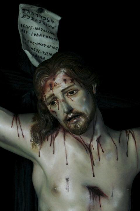 Cristo del Calvario.