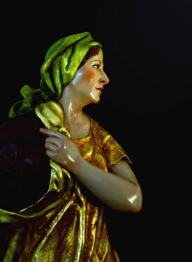 SANTA MARÍA SALOMÉ, ALMORADÍ